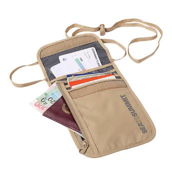 Ví đựng passport  giúp bạn cất giữ đồ an toàn hơn