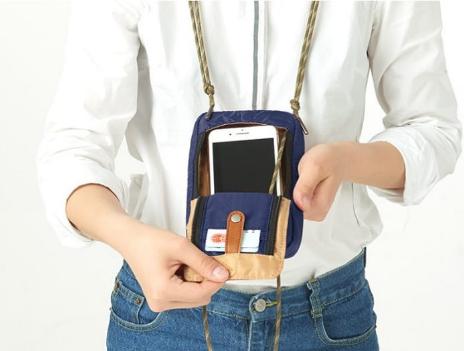 5 lý do nên mua túi đựng passport có dây đeo khi đi du lịch