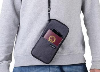 Bao da đựng hộ chiếu có dây là sự lựa chọn hàng đầu cho người tiêu dùng