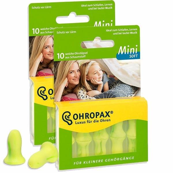 bộ 5 bịt tai chống ôn Ohropax