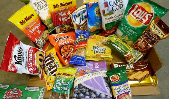 Mang theo đồ ăn giúp chúng ta chống đói và phòng khi nhỡ bữa