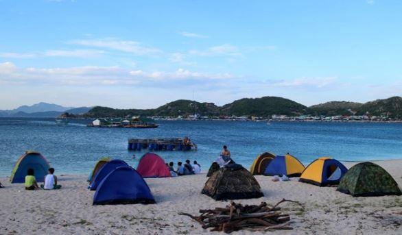 cắm trại ở đâ nẵng