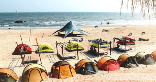 cắm trại ở vũng tàu 2019 có gì Hot ?
