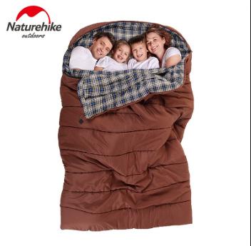 Thương hiệu Naturehike với nhiều biến hóa của túi ngủ