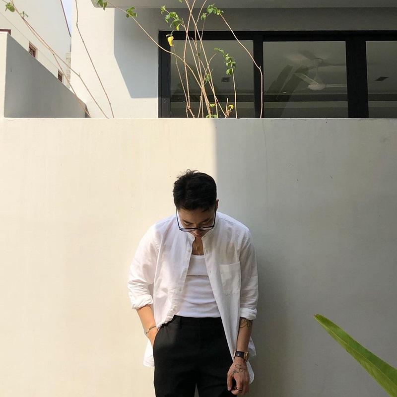 cách mặc đồ nam cho người gầy
