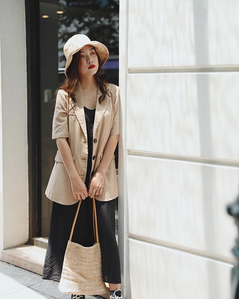 áo khoác blazer nữ
