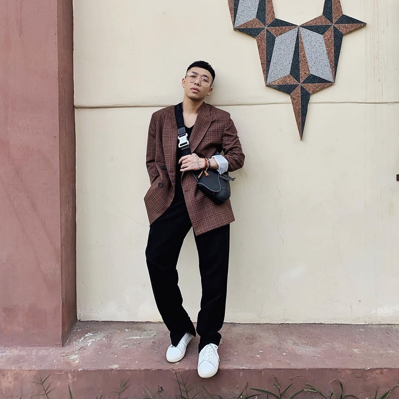 áo khoác blazer nam