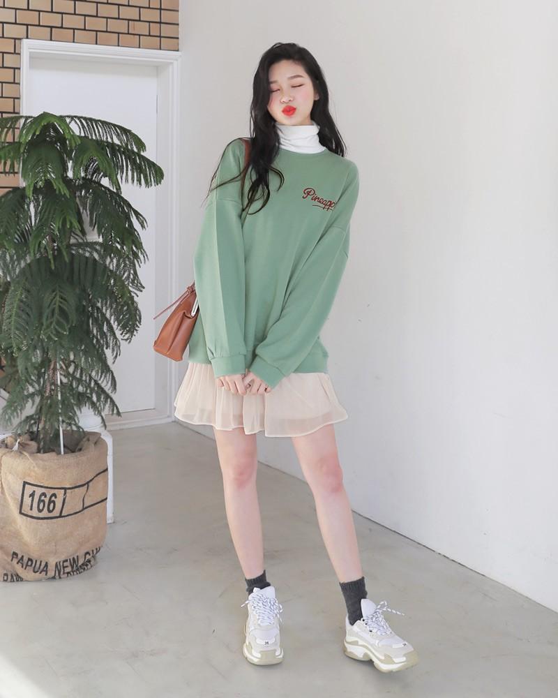 áo hoodie hàn quốc