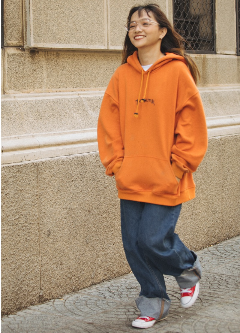 áo hoodie chất