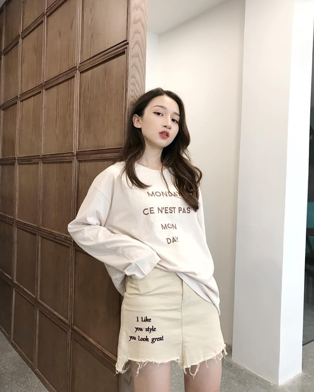áo oversize