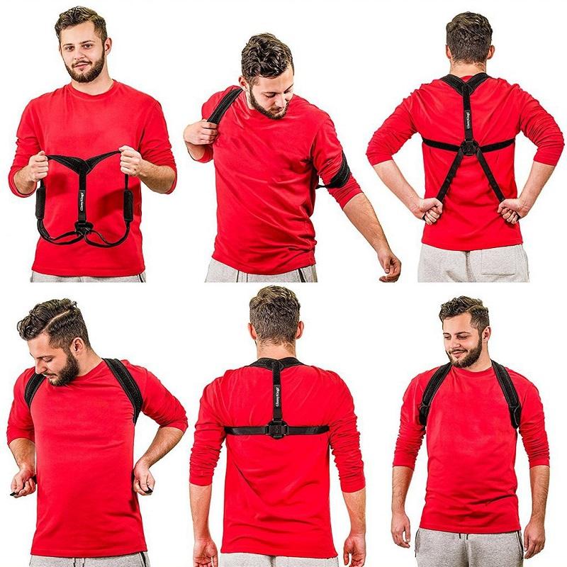 Đai đeo chống gù lưng Midoctor